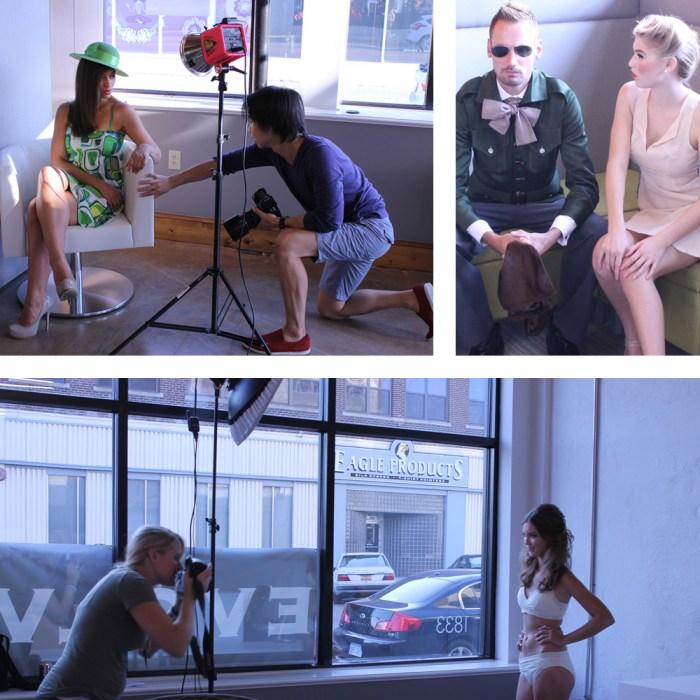 kansas city fashion week models