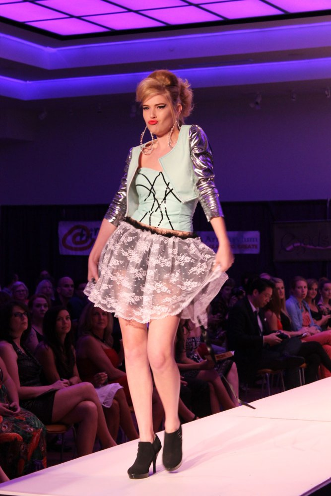 donna faye kansas city fashion week