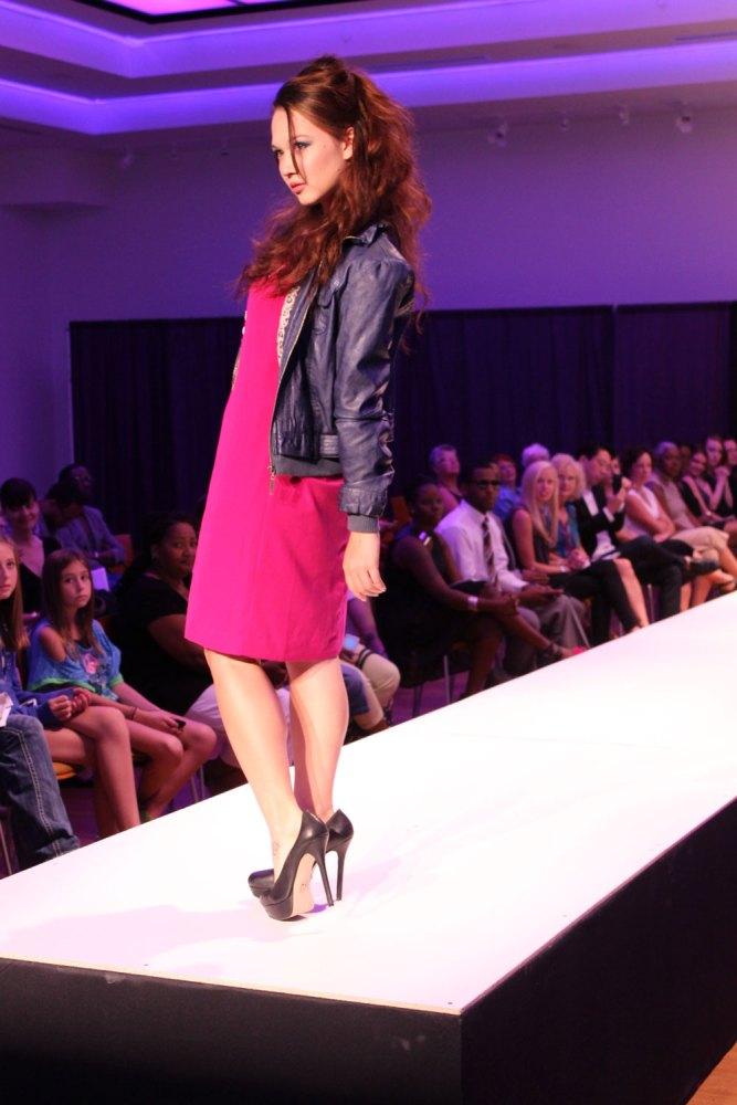 tina model kansas city fashion week boutique sponsor showcase