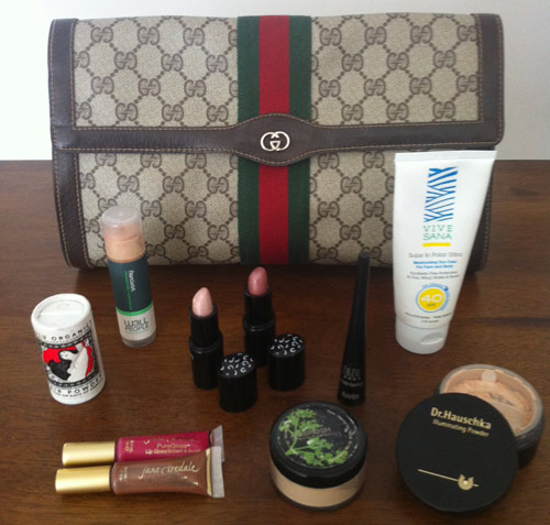 what's inside paige padgett's beauty bag