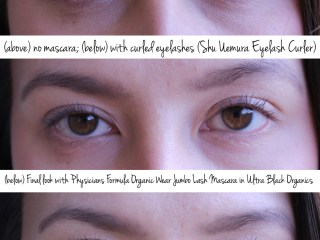 @kimberlyloc Physicians Formula Organic Wear 100% Natural Origin Jumbo Lash Mascara