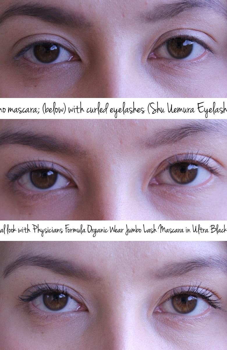 @kimberlyloc Physicians Formula Organic Wear 100% Natural Origin Jumbo Lash Mascara