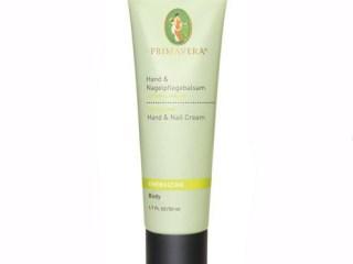 Primavera Energizing Ginger Lime Hand Cream
