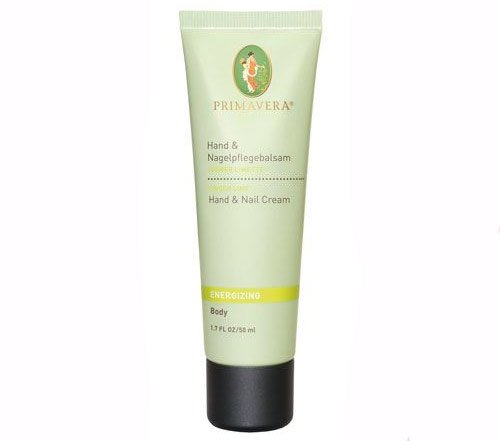 Primavera Energizing Ginger Lime Hand Cream
