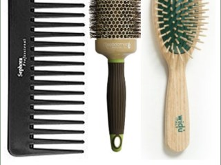 tools of the trade hair styling brushes