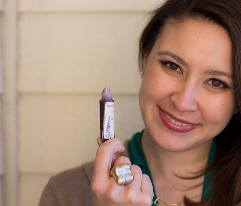 osmia organics luster lip gloss