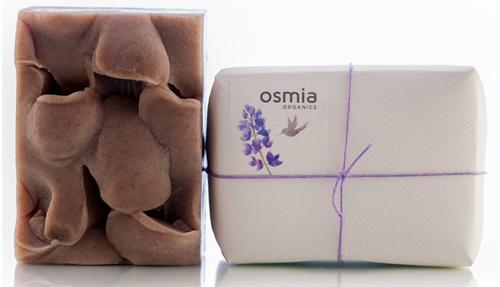 osmia organics lavender pine organic soap