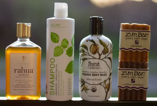 rahua shampoo acure organics shampoo nourish body wash zum bar soap