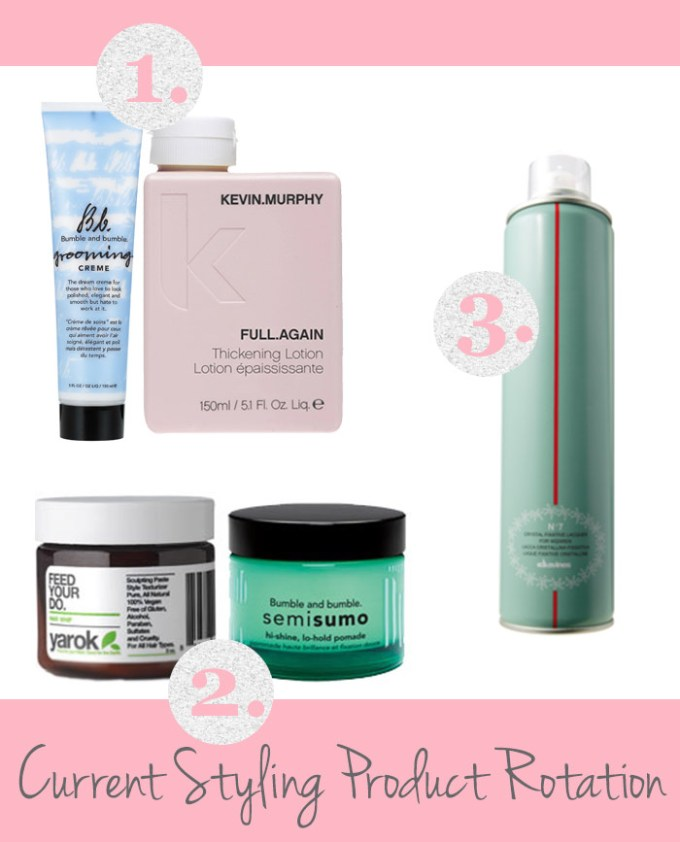 hair products to style a pixie cut
