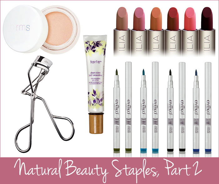 kimberlyloc natural beauty green makeup staples part 2