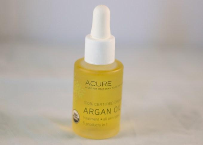 acure organics argan oil