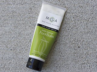 max green alchemy sole rescue foot balm