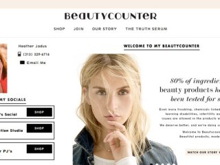 beautycounter by heather jadus