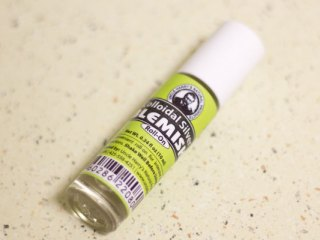 uncle harry's colloidal silver blemish roll-on