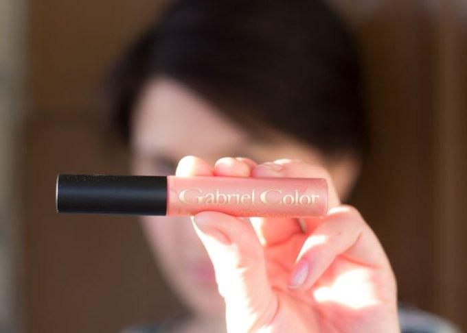 gabriel color lip gloss treatment in ambrosia