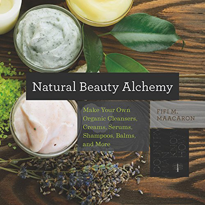 Natural Beauty Alchemy Book Beauty Diy Double C Toner For Acne