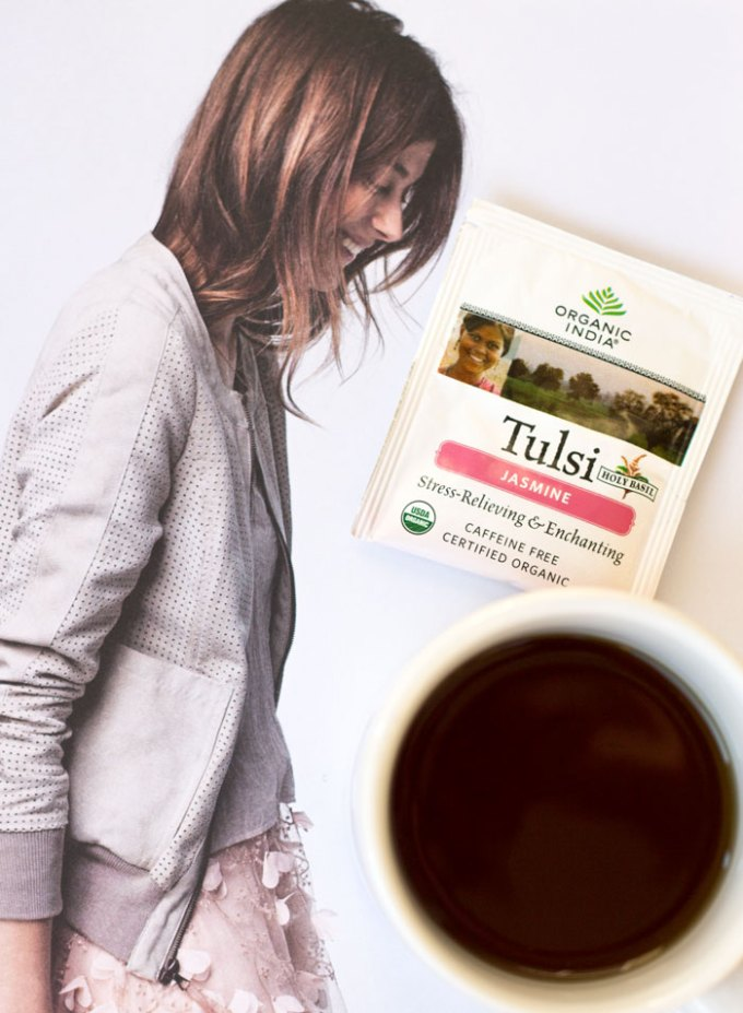 organic india jasmine tulsi tea