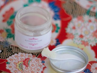 botanical babe natural deodorant cream