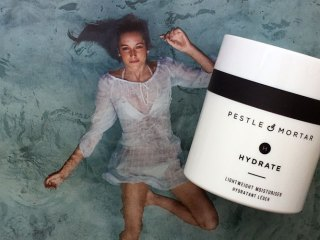 pestle and mortar lightweight moisturizer