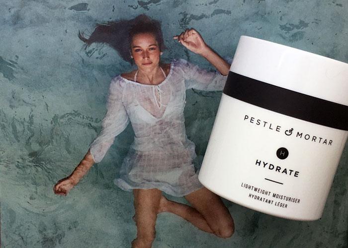 pestle and mortar lightweight moisturizer