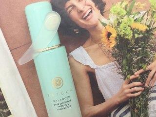 tatcha balanced pore perfecting water gel