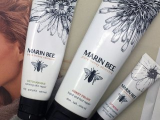 marin bee pure honey skincare