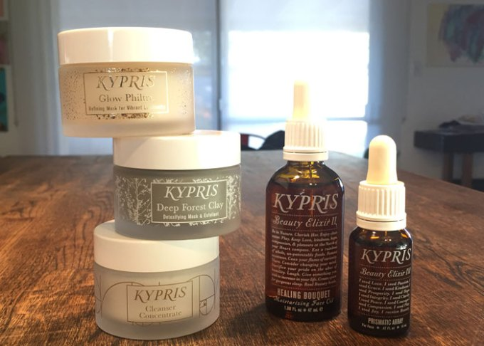 kypris beauty products
