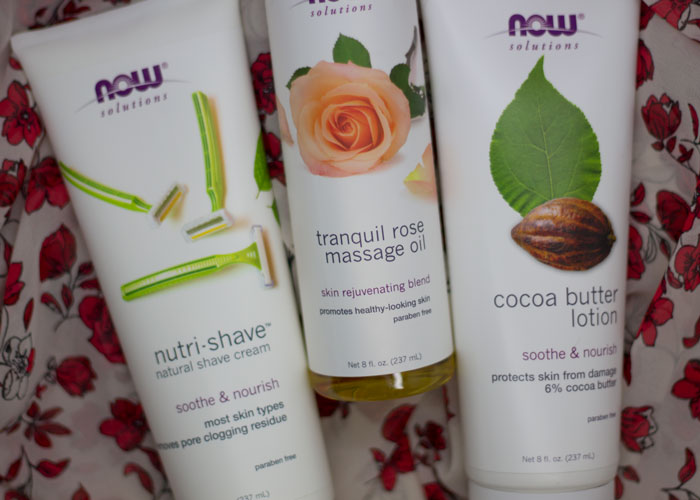 now solutions beauty products