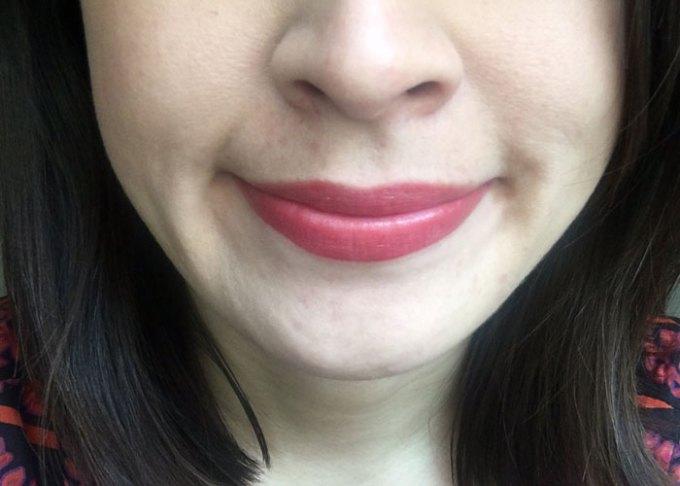 ilia bang bang natural red lipstick