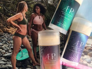 vapour organic beauty AER next-level deodorant