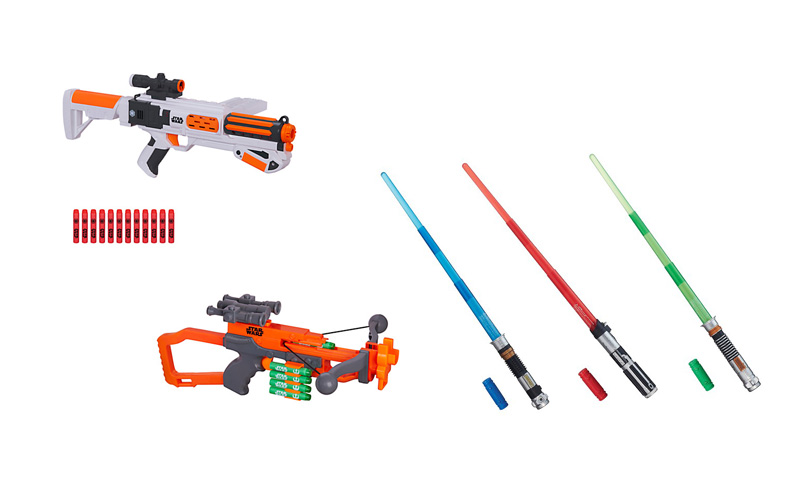 star_wars_gifts_lightsabers_nerf_guns