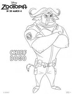 Chief_Bogo_zootopia_coloring_pages_Disney_Coloring_Book-3