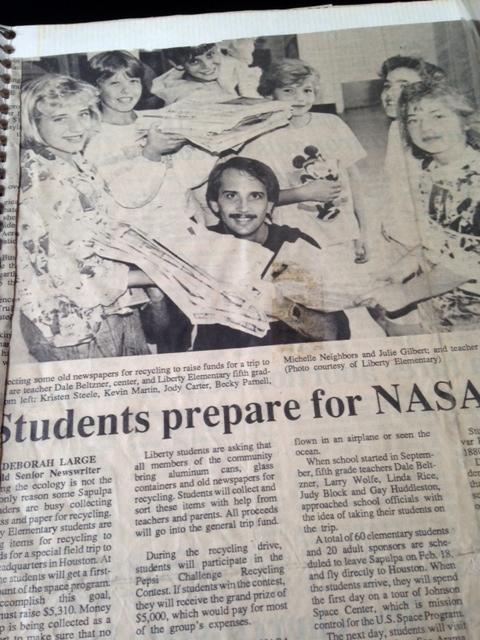 StudentsforNASA - Project NASA - Liberty Elementary - kimberlymitchell.us