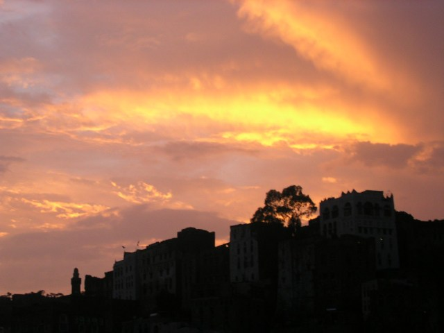Sunset in Yemen - Tales of Yemen - kimberlymitchell.us