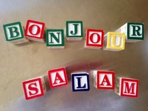 Bonjour - The Puzzle of Language Learning - kimberlymitchell.us