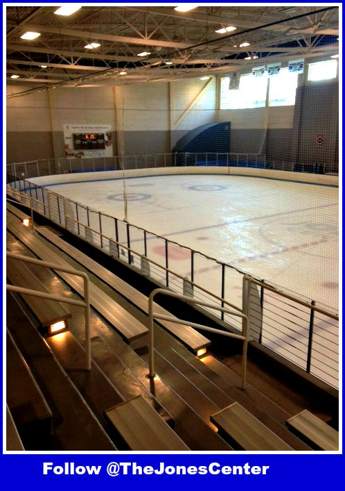 Jones Center Ice - Mighty Ducks and Jones Center Hockey - kimberlymitchell.us