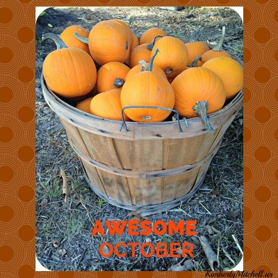 AWESOME OCTOBER - kimberlymitchell.us