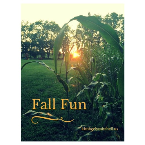 Fall Fun - Awesome October - kimberlymitchell.us