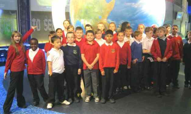What a fantastic time Class 6 had at their recent visit to the Space Centre!