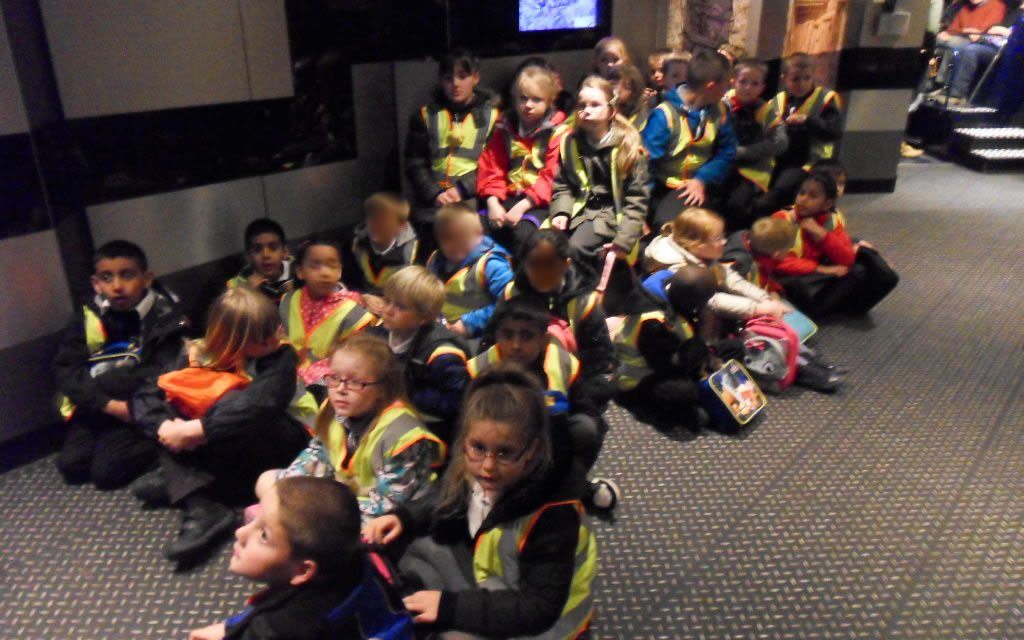 Class 3 went to the Jorvik Centre in York to find out about the Vikings
