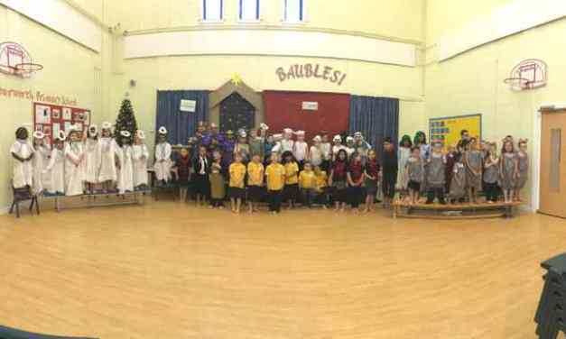 Year One and Year Two  Christmas Production