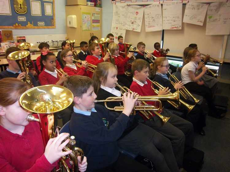 Year Five Music Lessons