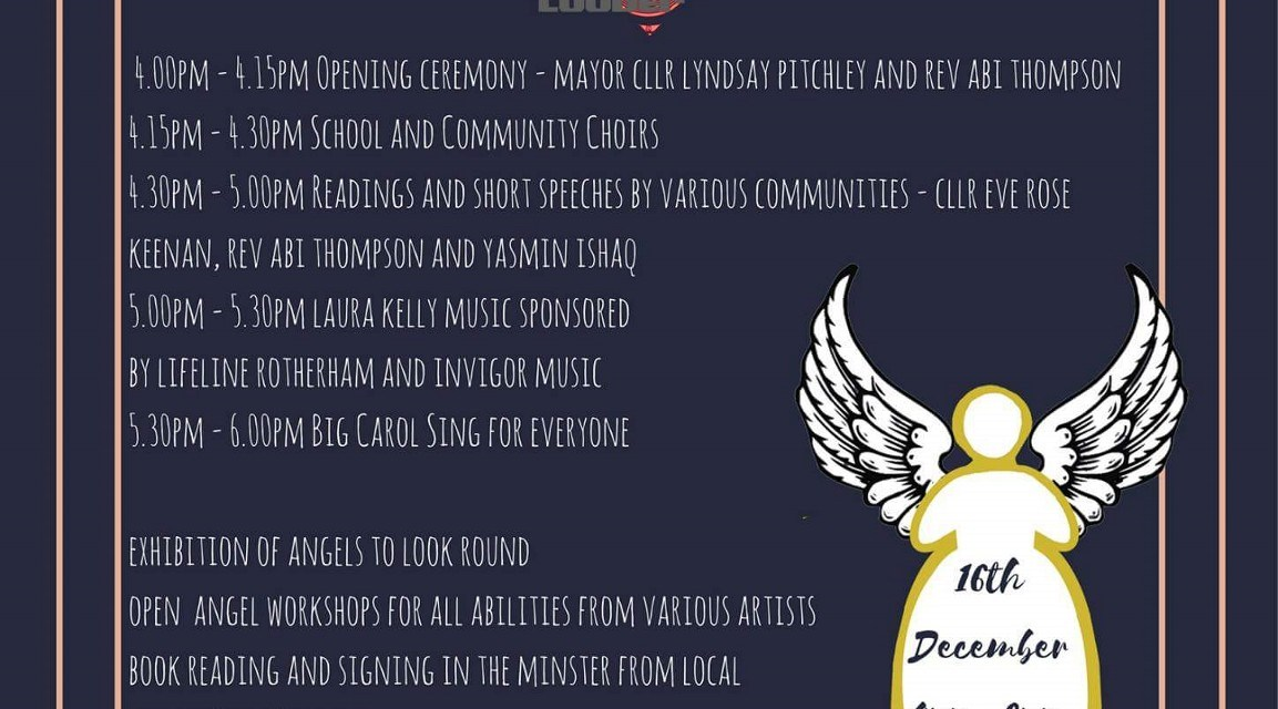 Festival of Angels…