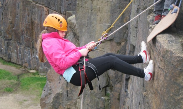 Year 6 had a fantastic time on their residential visit to Crowden Outdoor Activity Centre.