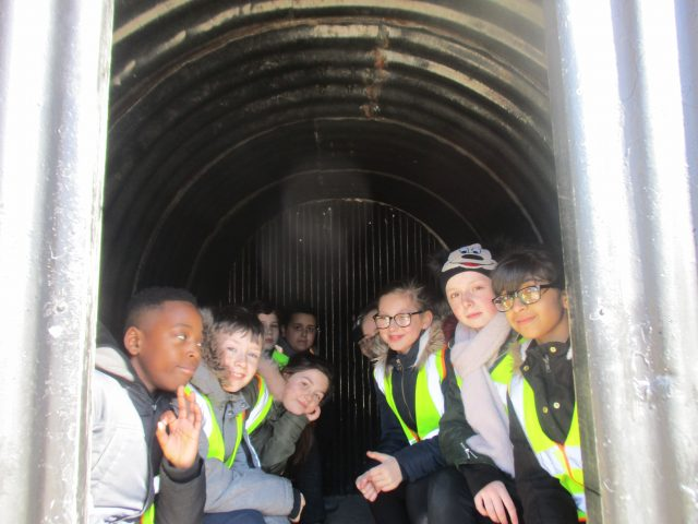 Year 6 visited Eden Camp Modern History Museum last week…
