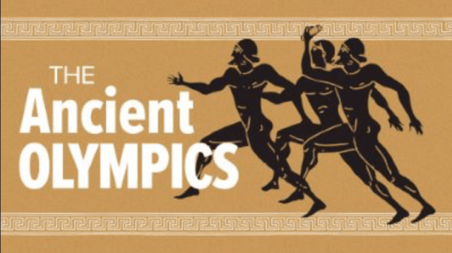The Y6s in school have made these quizzes about the Ancient Olympics that they would like other children to try…