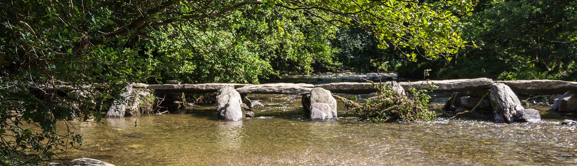 Tarr Steps, Exmoor