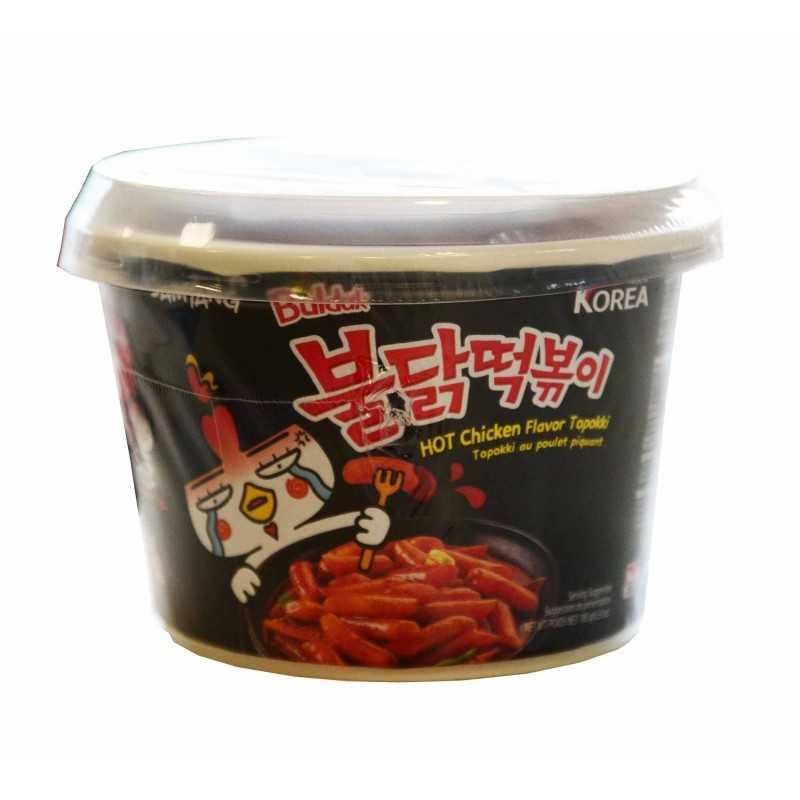buldak tteokbokki sauce piquante samyang 185g