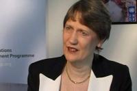 Interview: UN efforts stymied by internal politics - Clark