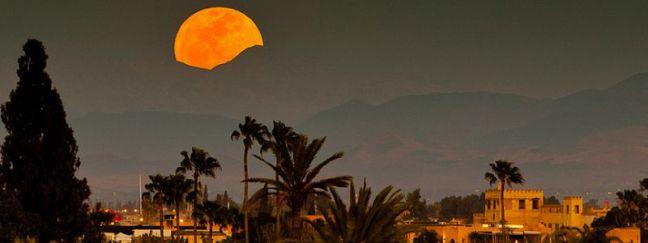 Marokko - Skyline